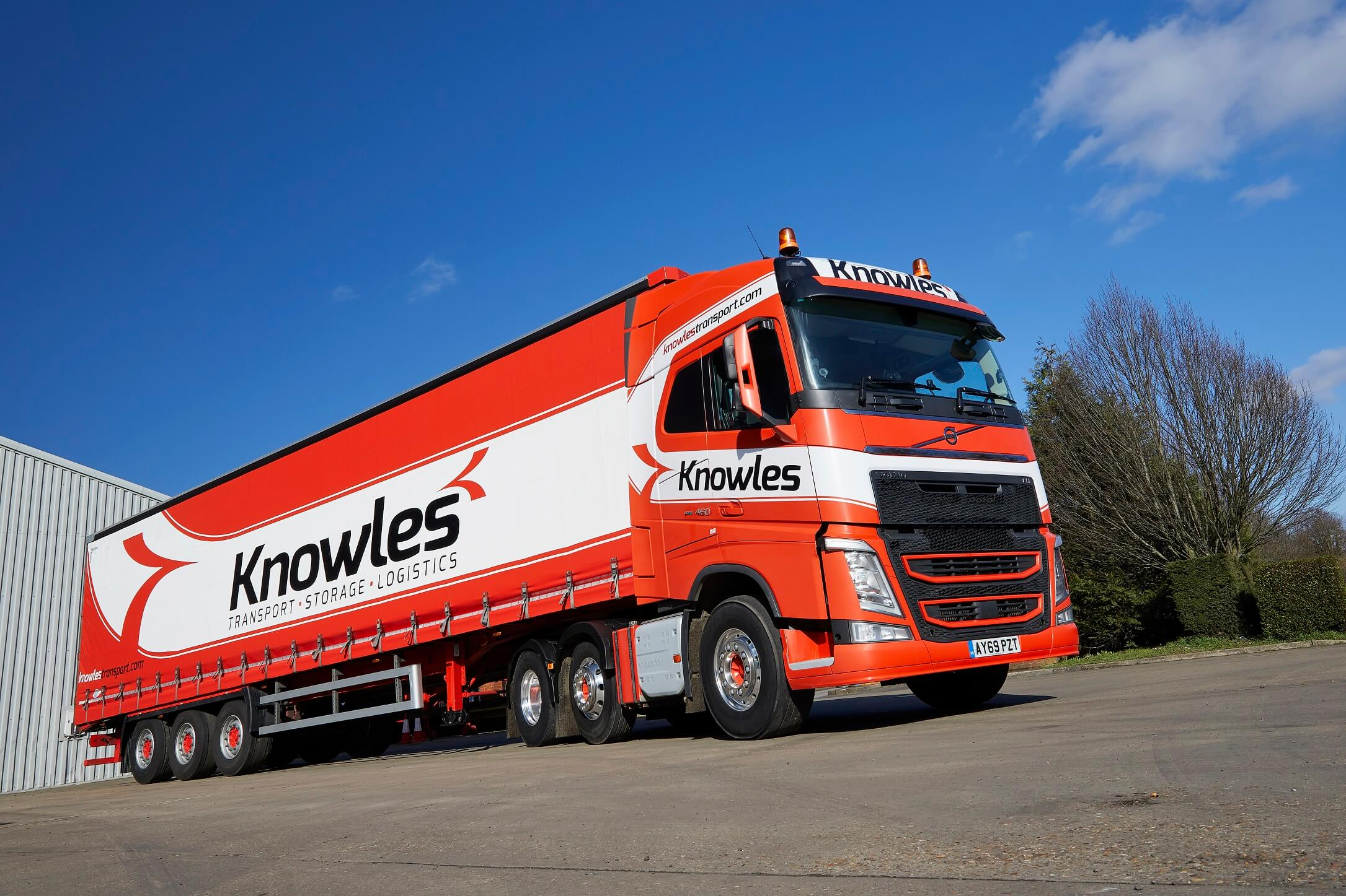 Another Sweet Deal For Knowles   Knowles Transport Wins Kinnerton Confectionary Contract